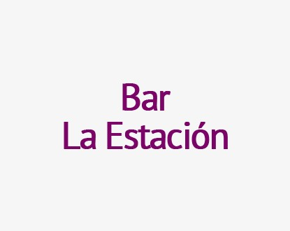 Bar La Estación